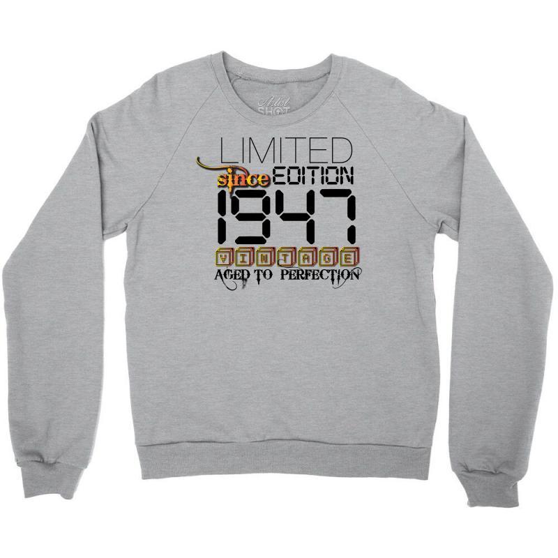 Limited Edition 1947 Crewneck Sweatshirt | Artistshot