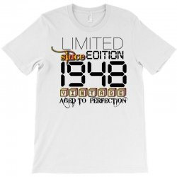 Limited Edition 1948 T-Shirt   Artistshot