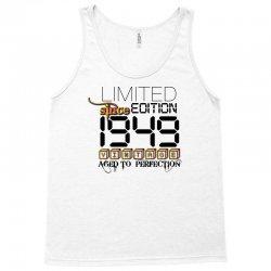 Limited Edition 1949 Tank Top | Artistshot
