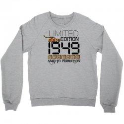 Limited Edition 1949 Crewneck Sweatshirt | Artistshot
