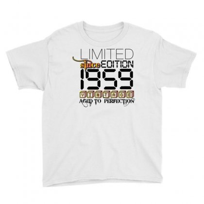 Limited Edition 1959 Youth Tee Designed By Designbycommodus