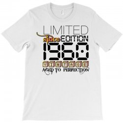 Limited Edition 1960 T-Shirt | Artistshot
