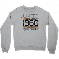 Limited Edition 1960 Crewneck Sweatshirt | Artistshot