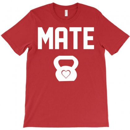 Mate T-shirt Designed By Sabriacar