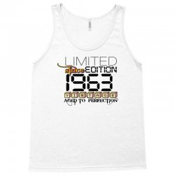Limited Edition 1963 Tank Top | Artistshot