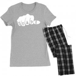 slade fist glam rock Women's Pajamas Set   Artistshot