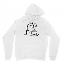 coffe girl Unisex Hoodie | Artistshot