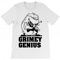 greedy genius T-Shirt | Artistshot
