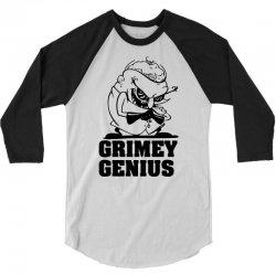 greedy genius 3/4 Sleeve Shirt | Artistshot