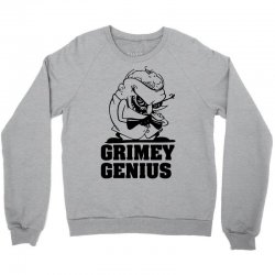 greedy genius Crewneck Sweatshirt | Artistshot
