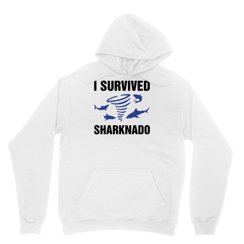 I Survided Sharknado Unisex Hoodie | Artistshot