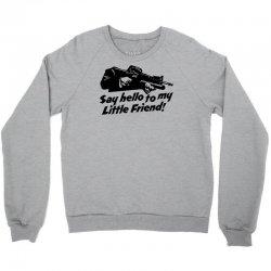 little friend Crewneck Sweatshirt | Artistshot