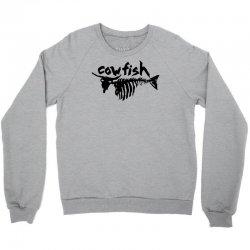 cow fish skeleoton Crewneck Sweatshirt | Artistshot