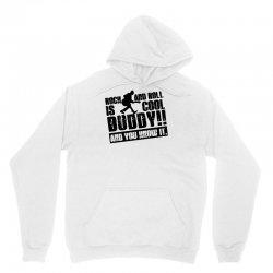 rock and roll is cool Unisex Hoodie   Artistshot