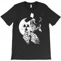 smoke man T-Shirt | Artistshot