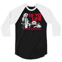geek things truckers 3/4 Sleeve Shirt | Artistshot