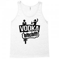 vodka bitch Tank Top | Artistshot