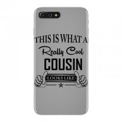 This Is What A Really Cool Cousin Looks Like iPhone 7 Plus Case | Artistshot