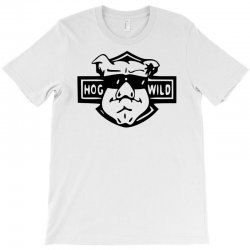 hog wild retro T-Shirt   Artistshot