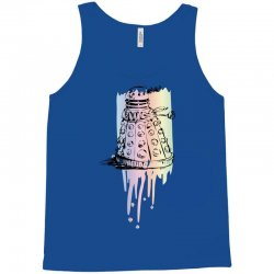 color dalek Tank Top | Artistshot