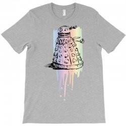 color dalek T-Shirt | Artistshot