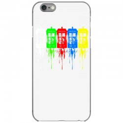tardis dr who iPhone 6/6s Case | Artistshot