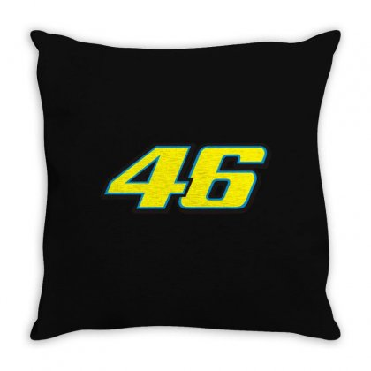 46 Rossi Throw Pillow Designed By Branded