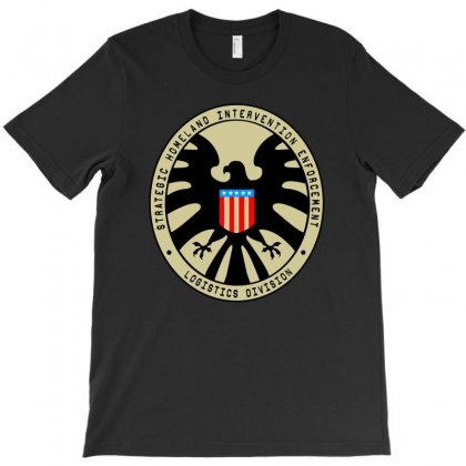 Agents Of S.h.i.e.l T-shirt Designed By Bapakdanur