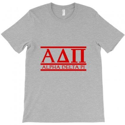 Adpi Alpha Delta Pi T-shirt Designed By Bapakdanur