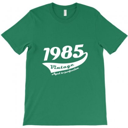 1985 Vintage 30th Birthday T-shirt Designed By Deomatis9888