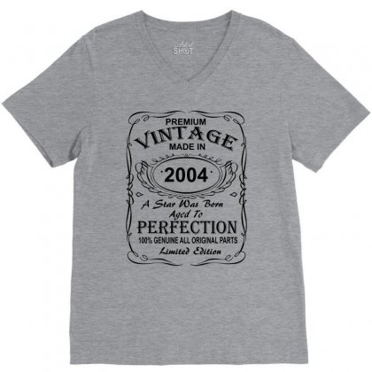 2004 V-neck Tee Designed By Killakam