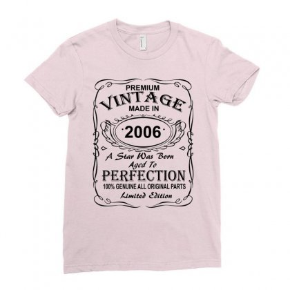 2006 Ladies Fitted T-shirt Designed By Killakam