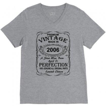 2006 V-neck Tee Designed By Killakam
