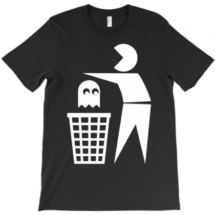 Tidyman Trash T-shirt Designed By Marla_arts