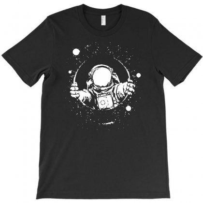 Black Hole T-shirt Designed By Marla_arts