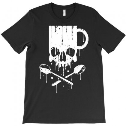 Coffee Pirates T-shirt Designed By Marla_arts
