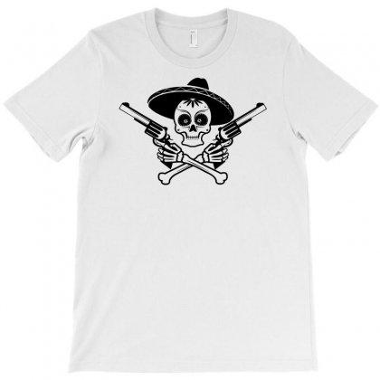 Dos Pistoles T-shirt Designed By Marla_arts