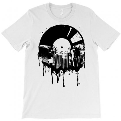 Music City T-shirt Designed By Marla_arts