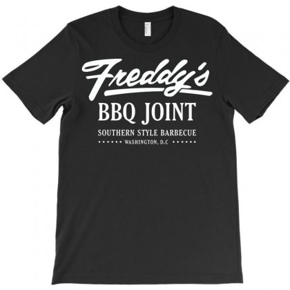 Freddy's Bbq Joint T-shirt Designed By Deomatis9888