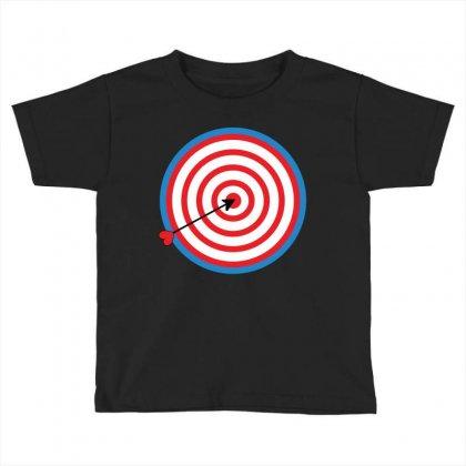 Dart Toddler T-shirt Designed By Ofutlu