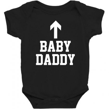 Baby Daddy Funny New Baby Bodysuit