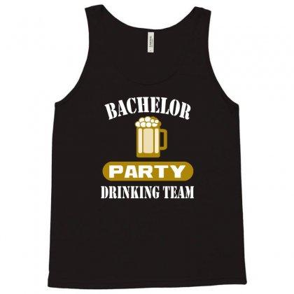 Bachelor Party Drinking Team Wedding Groomsmen Bridal Funny Tank Top Designed By Hendada