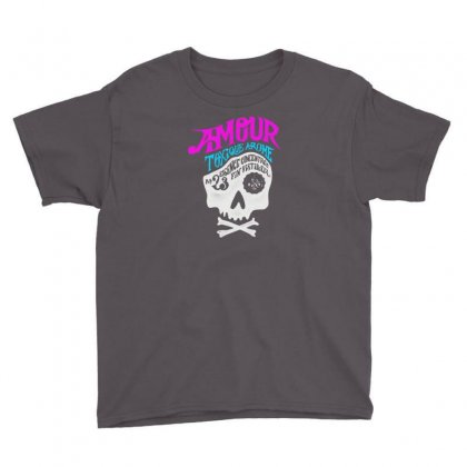 Amour Toxique Arome Youth Tee Designed By Printshirts