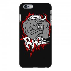 animal rage iPhone 6 Plus/6s Plus Case | Artistshot