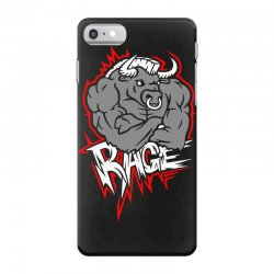 animal rage iPhone 7 Case | Artistshot