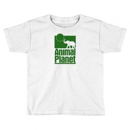 Animal Planet Toddler T-shirt Designed By Printshirts
