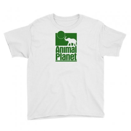 Animal Planet Youth Tee Designed By Printshirts