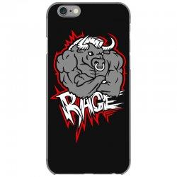 animal rage iPhone 6/6s Case | Artistshot
