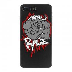 animal rage iPhone 7 Plus Case | Artistshot