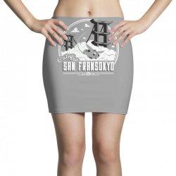 greetings from san fransokyo Mini Skirts   Artistshot